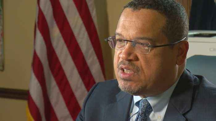 Keith Ellison Explains How Trump's Wall Would Hurt Minnesotans