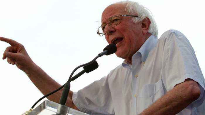 Once More, With Feeling: Bernie Sanders Launches 2020 Presidential Run