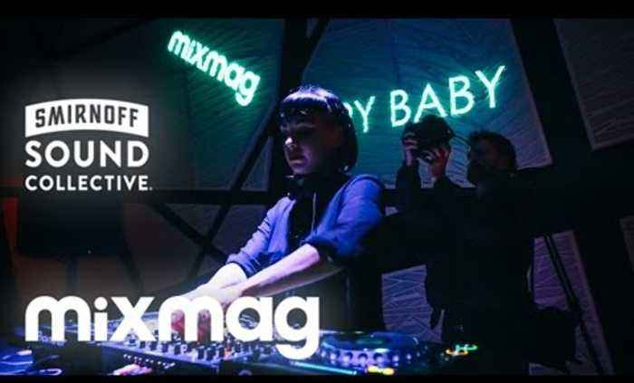 CRY BABY's techno set for Smirnoff Sound Collective @ National Sawdust
