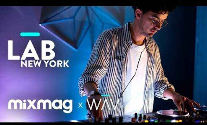 ZIMMER melodic set in The Lab NYC