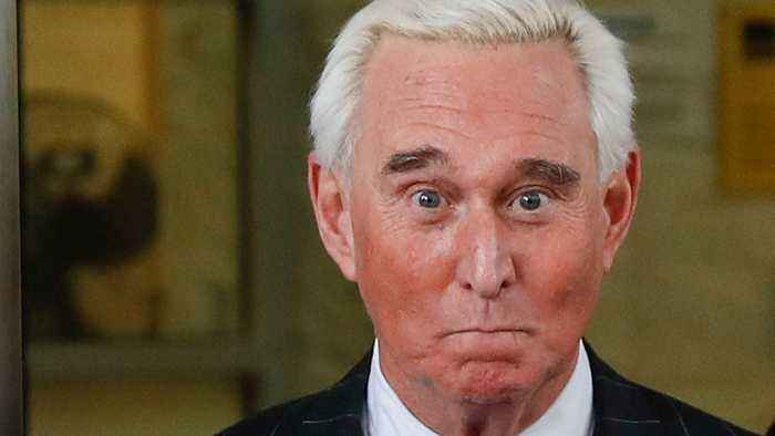 Roger Stone May Have Finally Gotten On Judge's Last Nerve