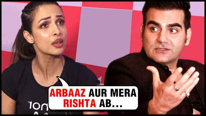 Malaika Arora REACTS On Her Relationship With Arbaaz Khan After DIVORCE