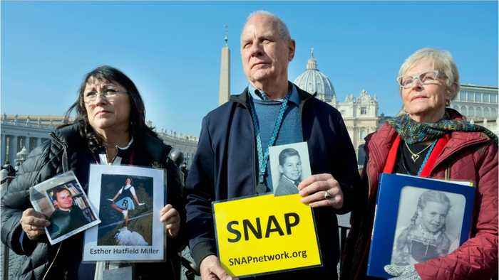Vatican Meets With Abuse Survivors