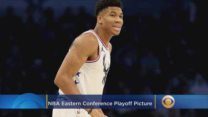 NBA Eastern Conference Playoff Picture