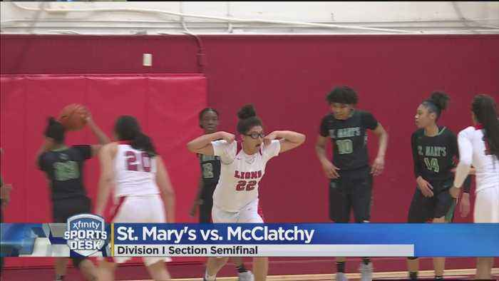 Girls' High School Basketball Semifinals (2/19/19)