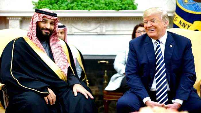 Trump's 'hypocritical' nuclear sale to Saudi Arabia