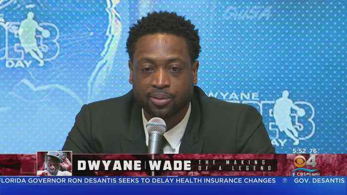 Dwyane Wade: The Making Of A Legend