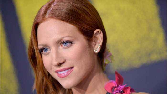 Brittany Snow Engaged