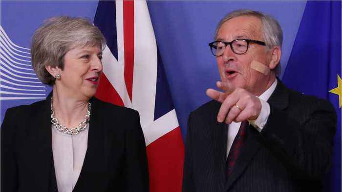 May Heads To Brussels For Further Brexit Talks
