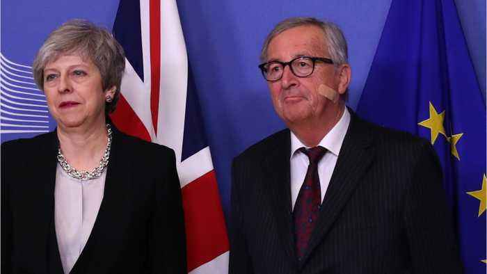 May Says 'Time is of the Essence,' On Latest Brussels Shuttle