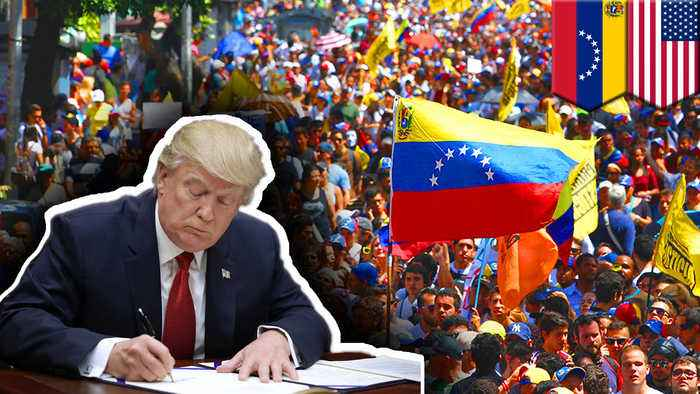 How years of US Sanctions have affected Venezuela