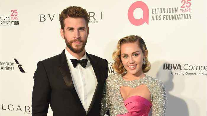 Miley Cyrus Opens Up About Deciding To Marry Liam Hemsworth