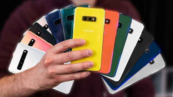 There Are Too Many Galaxy S10s