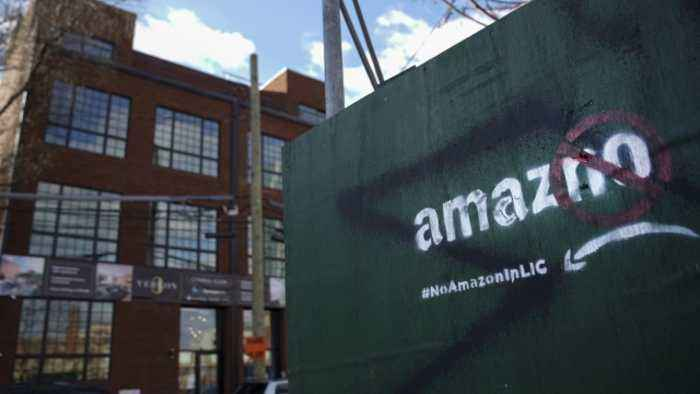 What Other Cities Can Learn From Amazon And NYC's Split
