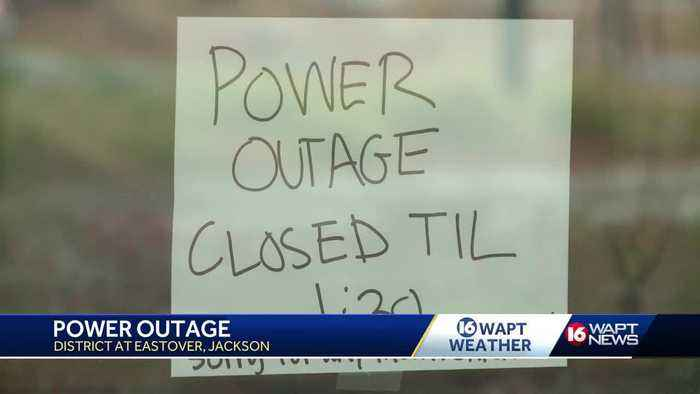 Residents, businesses left in dark in Eastover area