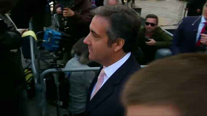 Michael Cohen to testify before U.S. House panel
