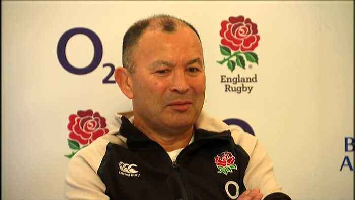 Jones wants England to 'spoil the party' ahead of crunch Wales clash