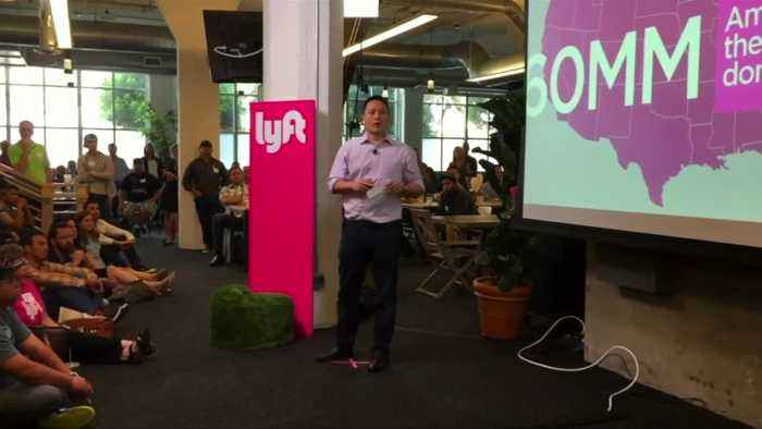 Lyft's IPO roadshow to launch mid-March