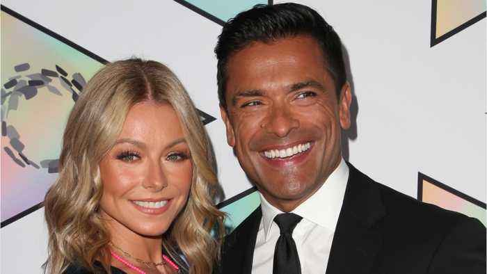 Mark Consuelos Says He And Kelly Ripa Broke Up A Week Before They Eloped