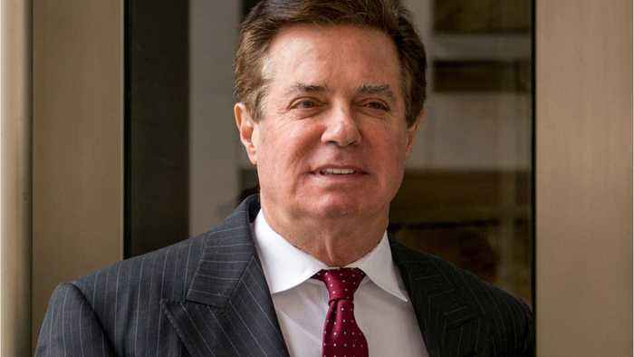 Manafort Sentencing Hearing Set For March 8