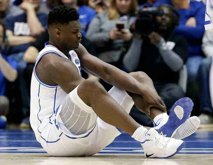 Zion Williamson's Injury Looks Bad for Nike, But It Looks Worse for the NCAA