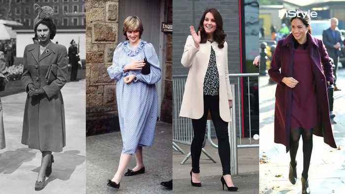 Royal Maternity Style Through the Years