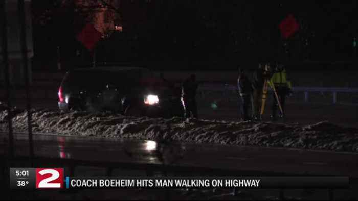 SU basketball coach Jim Boeheim 'heartbroken' over deadly I-690 crash