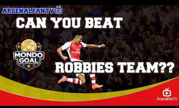 100 Million To Spend | Can You Beat Robbie's Team??