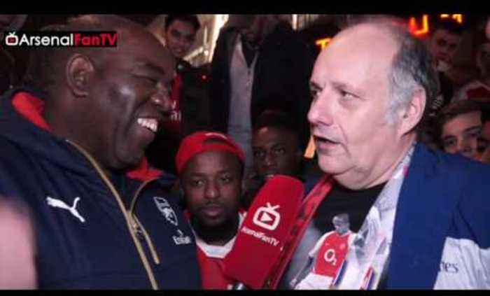 Arsenal vs Ludogorets 6-0   This Is A Warning To Europe says Birthday Boy Claude
