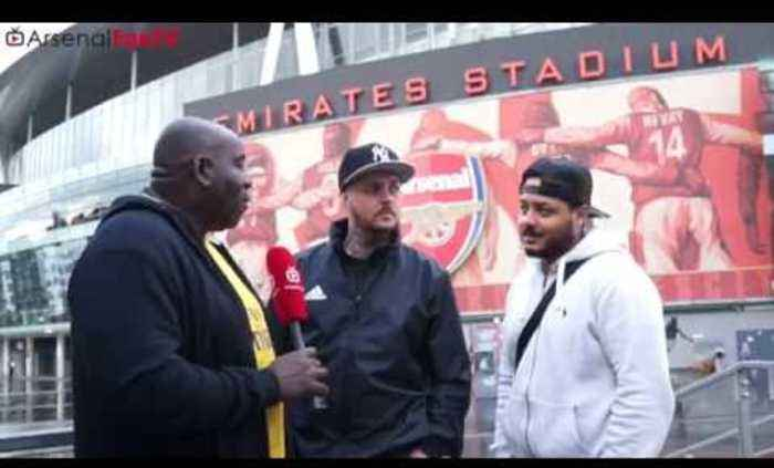 Arsenal v Swansea   Special Preview feat DT & Troopz (Real Talk)