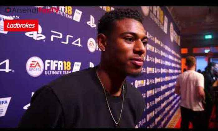 Jeff Reine-Adelaide Talks To AFTV | FIFA 18 Launch Party