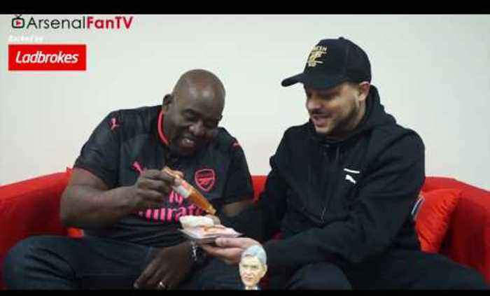 The Ham Roll Gets Hot Sauce For Guess Who? | The Biased FA Cup Show Ft Troopz