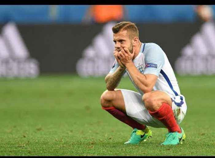 WTF, Jack Wilshere Left Out Of England World Cup Squad!