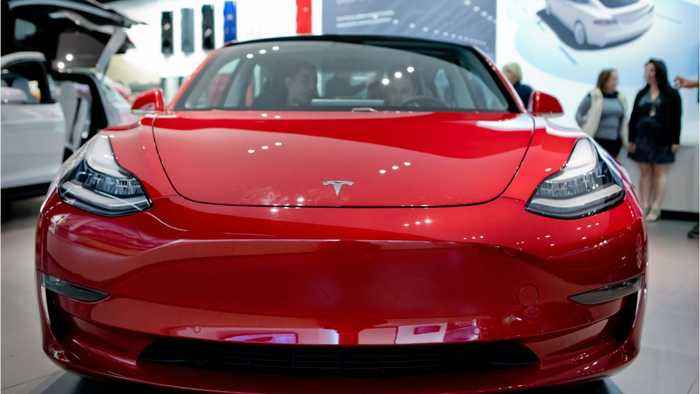 Tesla Pushes Out Model 3 Delivery In China Ahead Of Schedule