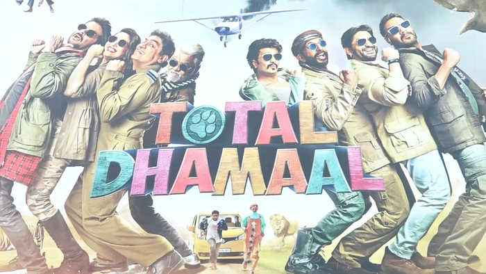'Glamour with entertainment': Public review of Total Dhamaal