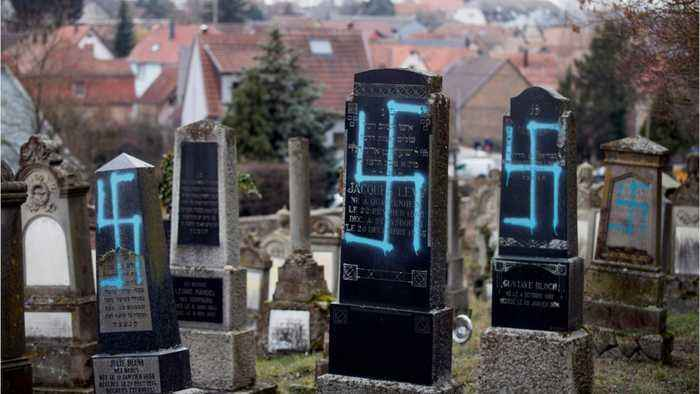 Wave Of Anti-Semitic Violence And Abuse Rocks France