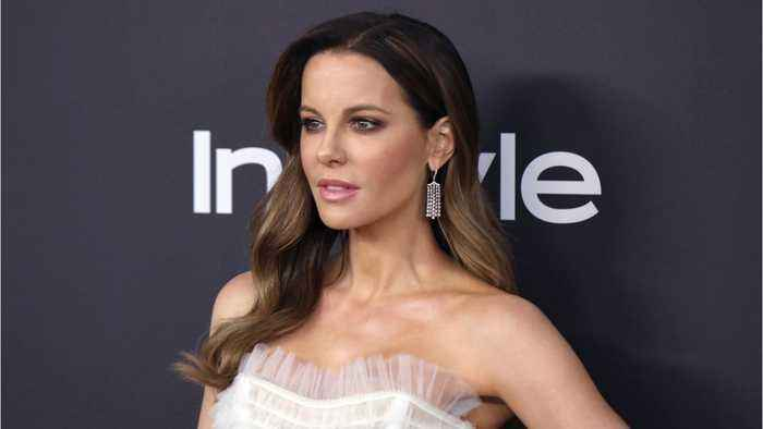 Kate Beckinsale Claps Back At Pete Davidson Haters