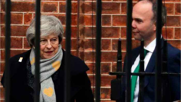 Britain And the European Union Argue Over Brexit Compromise