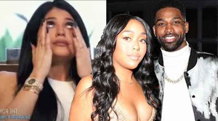 Kylie Jenner KICKS Jordyn Woods OUT! Her Affair With Tristan Thompson  Been Going On For A MONTH!