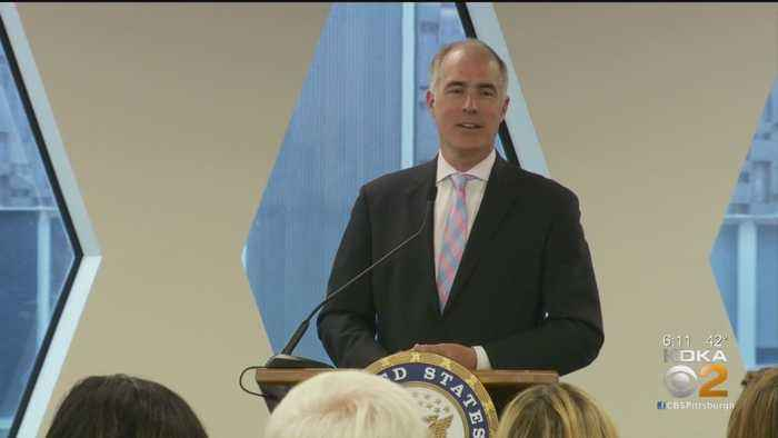 Casey: Border Wall Plan Would Divert Nearly $200M Earmarked For Pa.
