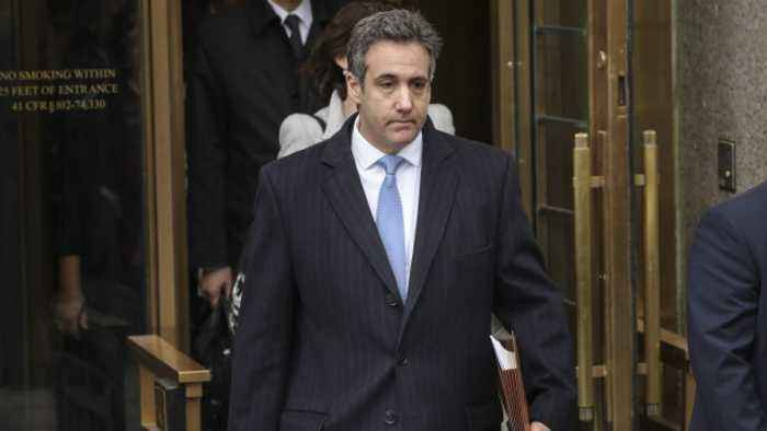 IRS Analyst Charged with Leaking Cohen's Bank Records