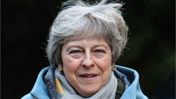 Conservative PM's Warn Prime Minister May They're Prepared To Delay Brexit