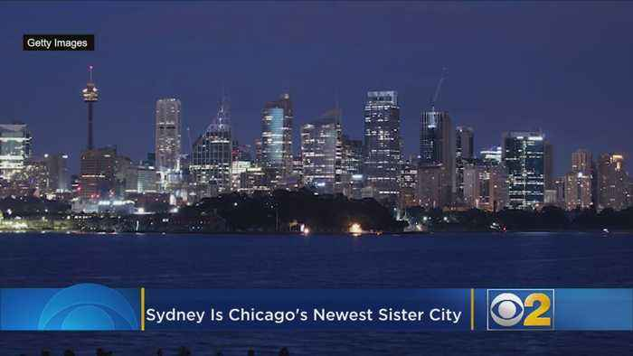 Emanuel: Sydney Is Chicago's Newest Sister City