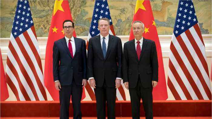 U.S., China Struggle to Bridge Trade Gaps