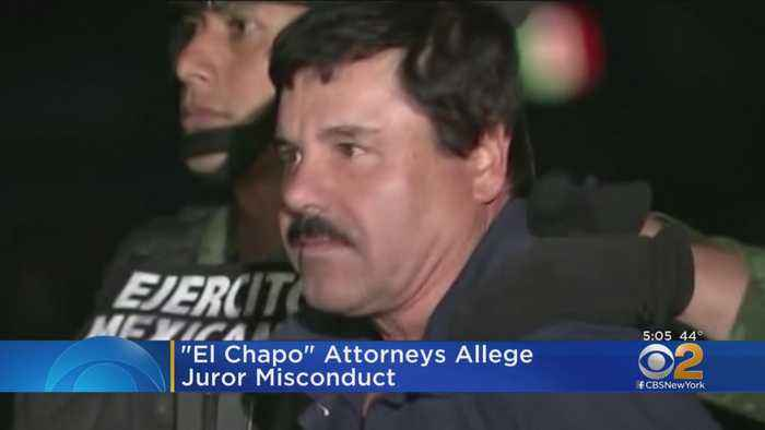 'El Chapo' Wants New Trial
