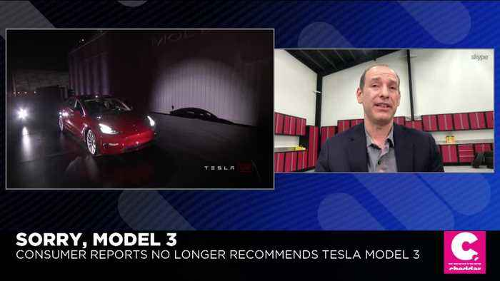 Consumer Reports Director Blames Tesla's 'Growing Pains' After Rescinding Recommendation