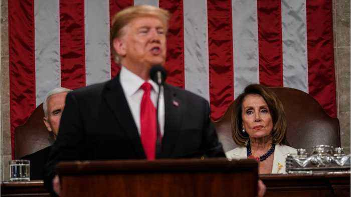 U.S. Democrats Launch A Resolution To Stop Trump's Border Wall Emergency