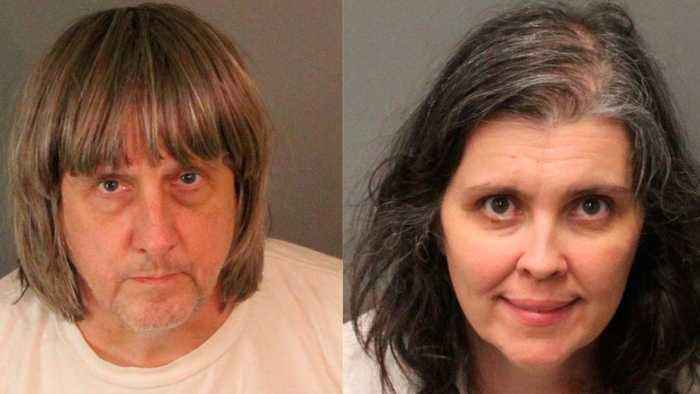 California Parents Who Held Own Children Hostage Enter Plea