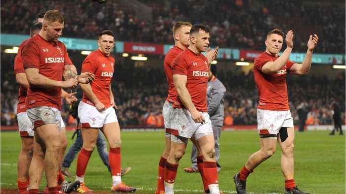 Wales Beats England In Rugby