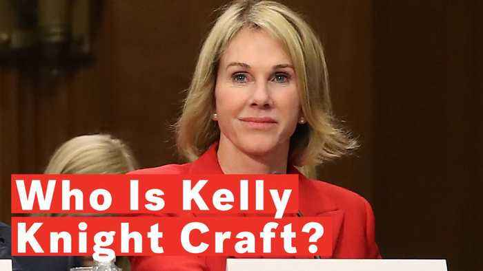 Kelly Knight Craft Nominated Be The Next US Ambassador To The United Nations